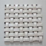 Azulejo decorativo de la pared del mosaico del cuarto de baño del mosaico del material de construcción 3D