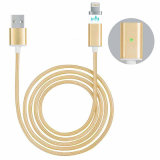 번개 Apple 충전기를 위한 자석 USB 이동할 수 있는 케이블