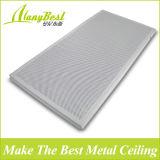 Verschobene Aluminiummetalldecken-Innenfliesen