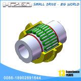 Acoplador usado maquinaria axial de la junta universal de la fabricación de papel de la instalación del shell