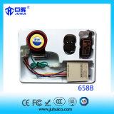 Receptor sem fio e controle do alarme da bicicleta do veículo eléctrico do RF de 2 maneiras