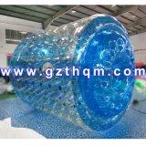 Boule de rouleau à eau humaine gonflable en PVC