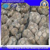 2017 최신 판매 PVC에 의하여 입히는 Gabion 상자 또는 돌 감금소 Gabion 또는 6각형 Gabion