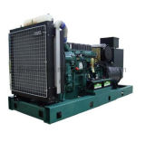 De economische Stille Diesel Gekoelde Lucht van de Generator/Gekoeld Water