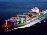 中国からのアフリカへの海洋の船便
