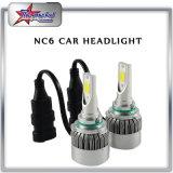 차 기관자전차 트럭을%s 도매 고성능 40W 4000lm C6 H7 옥수수 속 LED 헤드라이트