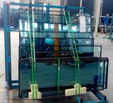 Niedriges E doppeltes glasig-glänzendes Glas des Energie-Vorteils-