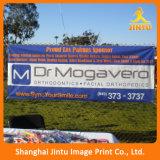 Bandera colgante al aire libre de la cerca de la prueba del agua de la impresión de Inkiet para hacer publicidad