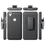 Het Nieuwe Mobiele Geval van uitstekende kwaliteit van Kickstand van het Pantser van de Telefoon Zware Schokbestendige voor Huawei Y6II