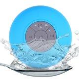 Subwoofer 휴대용 Bts06 샤워 핸즈프리 방수 무선 Bluetooth 스피커 차는 Mic를 가진 외침 음악 흡입을 수신한다