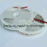 Branco super 60LEDs/M do brilho tira de 5050 diodos emissores de luz