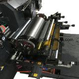 Impresora flexográfica de los colores de rodillo de la película multi de alta velocidad del papel