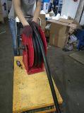 Bewegliche kleine Bandspule der Dieselkraftstoff-Zufuhr-Machine+Hose