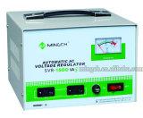 Type de relais de série monophasé de Customed SVR-1.5k régulateur de tension complètement automatique/stabilisateur à C.A.
