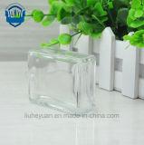 55ml高い等級の無鉛明確な長方形のガラス香水瓶