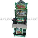 Machine d'intérieur de jeu électronique de tir de Kiddie de matériel de cour de jeu
