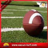 Hierba artificial sintetizada barata del campo del campo de fútbol y de fútbol