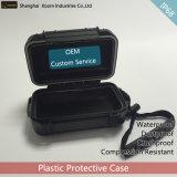 Da caixa impermeável do fone de ouvido de Crushproof caixa plástica protetora Bluetooth