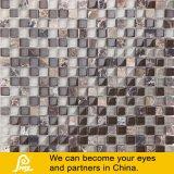 mosaico di marmo di cristallo della miscela di 15X15mm