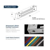 熱い販売の新しいデザイン600lbsはシグナルによって出力される磁気ロックの製造業者とのIP68を防水する