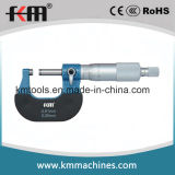 3-4 '' instruments de micromètre de mesure de pouce de micromètre d'extérieur