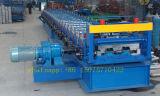 Rolo da plataforma de assoalho do metal que dá forma à máquina