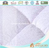 Impreso de lujo edredón sintético puro algodón edredón sintético