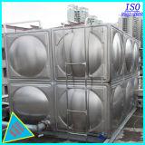 De Tank van het Water van het roestvrij staal en de Container van de Tank