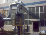 Riga di diffusione collettore di polveri di potere di alluminio della cartuccia dell'accumulazione di polvere