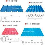 PPGI vorgestrichenes Wellblech-Dach-Blatt