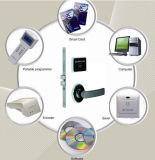 Het Systeem van het Toegangsbeheer van het Slot van de Deur van Douwin RFID