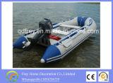 Barcos do esporte do Ce 3.6m China, barcos do lazer, barcos de enfileiramento, barcos macios