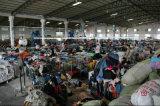 As sapatas usadas, segunda mão calç a exportação da alta qualidade a África
