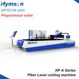 Máquina de estaca do laser da fibra (HF3015A-750W) com válvula proporcional