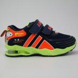 新しいデザイン競争価格の子供の靴の最もよい品質のスニーカー(AK8895)