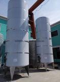 屋外の大きいステンレス鋼の貯蔵タンク
