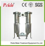 Haut Sac acier inoxydable Débit boîtier de filtre (DLQ02-2 # à # DLQ24-2)