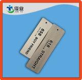 Kundenspezifische Luxuxkleid-Papier-Fall-Marke mit Firmenzeichen