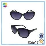 Óculos de sol plásticos da forma das mulheres do Glitter do projeto moderno da venda por atacado 2016