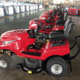 "40 ""PRO Ride on Mower with Grass Catcher"