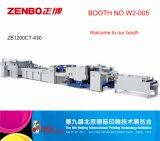 Bolsa de papel que hace compras que hace la máquina Zb1200CT-430