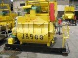 El mezclador concreto Js500 con pesa el sistema de procesamiento por lotes por lotes (JS500)