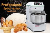 mélangeur professionnel de spirale de matériel de la boulangerie 20/30/40/50/60/80L dans le prix usine