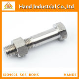 Inconel 601 2.4851 parafuso do Hex de N06601 DIN931