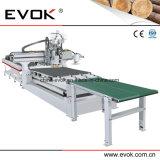 Ranurador de madera de alta tecnología del CNC de los muebles (MG-2412C2)