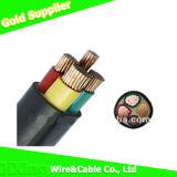 격리되는 XLPE 구리 PVC 또는 칼집 전압 전력 전화선
