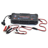 carregador de bateria de 2/4A 6V/12V auto