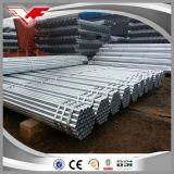 Precio cuadrado galvanizado venta caliente del aislante de tubo para la construcción