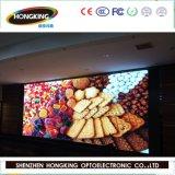 Berufsvideo-Wand des entwurfs-P3.91 P4.81 farbenreiche der Miete-LED