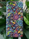 Impresora ULTRAVIOLETA de la caja del teléfono del LED con efecto colorido y Textured